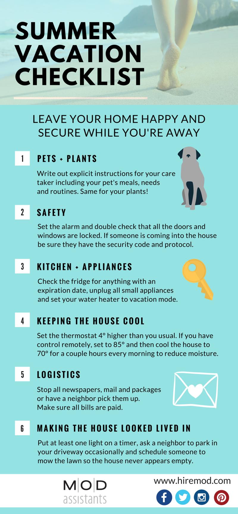 summer-checklist-infographic